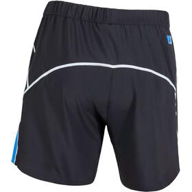 UYN Alpha Running Shorts Men black/blue/silver
